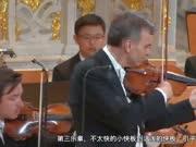 门德尔松:e小调第一协奏曲(吉尔·沙汉姆与新加坡交响乐团德累斯顿圣母教堂音乐会)