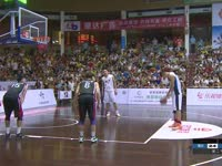 (全场录播)2016广东省男子篮球联赛第3轮 肇庆56-69广州