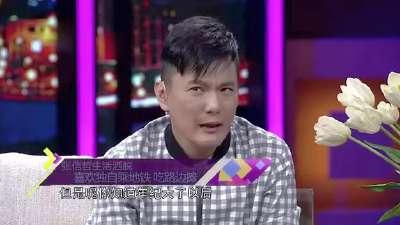 张信哲自曝大学初恋 收藏龙袍被骗百万