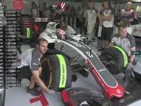 自信宝宝~F1德国站排位赛Q1:佩雷兹询问如何进步