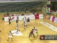 (精彩集锦)2016广东省男子篮球联赛季后赛第三轮 广州77-56湛江
