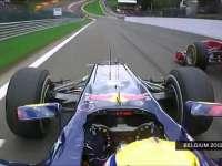 F1比利时站经典:2011年韦伯惊险超过阿隆索
