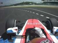 F1马来西亚站FP1:维尔莱茵15号弯失控险些撞进维修区