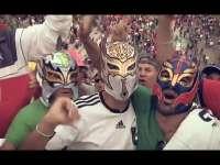 F1墨西哥站宣传片:让激情疯狂的墨西哥精神浸染F1