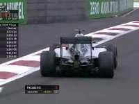 F1墨西哥站FP2:车队提醒罗斯伯格注意位置