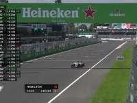 F1墨西哥站排位赛Q1:汉密尔顿刷到圈速第一