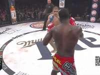 Bellator勇士格斗赛167 尼尤库拉尼VS安德烈