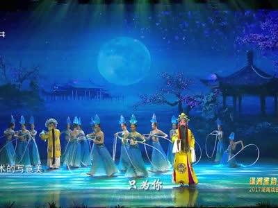 2017湖南戏曲春晚