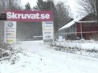 WRC瑞典站SS11全场回顾(英文解说)