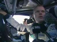 WRC瑞典站SS18:塔纳克成绩9分0秒2