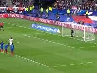 (粤语)席尔瓦点射德乌洛费乌建功 西班牙客场2:0轻取法国