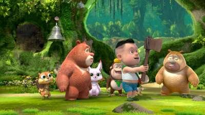 熊熊乐园01发现新世界