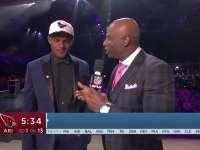 NFL2017选秀大会第12顺位 德肖恩-沃特森(德州人)