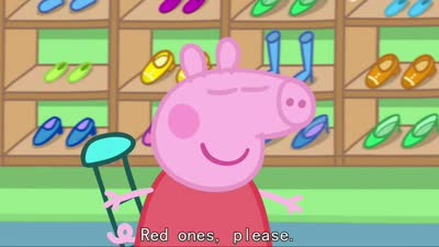 Peppa Pig 1_19 New Shoes