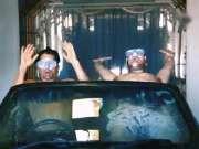 开着敞篷去洗车是什么感觉?
