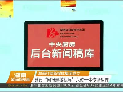 2017年06月16日湖南新闻联播