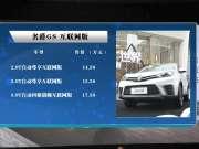 名爵锐腾互联网版上市 售14.58-17.58万元