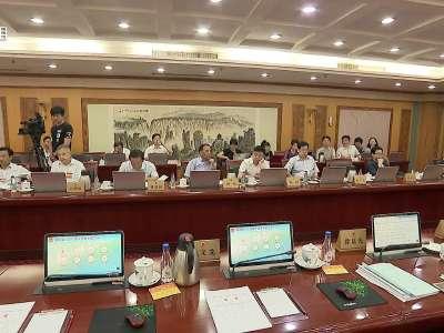 湖南省十二届人大常委会第三十二次会议分组审议关于检查《湖南省农村扶贫开发条例》实施情况报告(第一组)