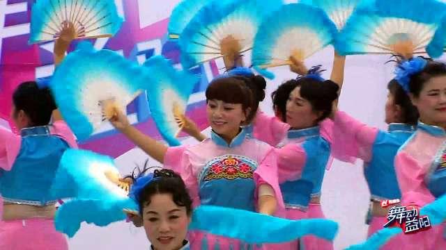 益阳第七届全民舞蹈大赛健身舞类别第一场