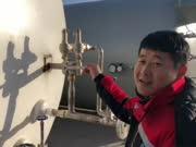 河北东照专业人员讲解低温储罐三通球阀