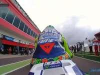 MotoGP阿根廷站正赛集锦 马奎兹第一罗西第二