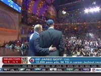 NFL选秀大会第1顺位 贾里德-高夫 (公羊)