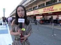F1西班牙站周日现场报道:红牛P房庆祝维斯塔潘夺冠