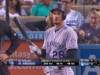 MLB常规赛 科罗拉多洛基vs洛杉矶道奇 全场录播(英文)