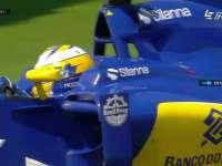 F1奥地利站FP1埃里克森TR:还能不能好好跑一圈