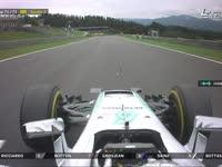 我没错!F1奥地利站正赛 汉密尔顿赛后无线电