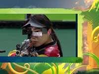 张彬彬:发挥了正常水平  第一次奥运很激动