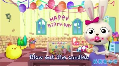 HB Kids英语故事儿歌 43. The Birthday Wish