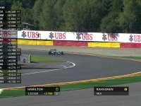 F1比利时站FP1全场回顾(现场声)