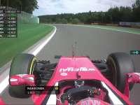 F1比利时站FP2:塞恩斯报告赛车有震动