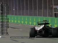 F1新加坡站FP2(现场声)全场回放