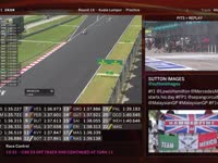 F1马来西亚站FP1(维修站)全场回放