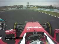 F1马来西亚站排位赛(车载)全场回放