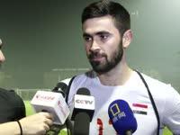 西安球迷包围叙利亚训练场 赫里宾:球队磨合渐入佳境