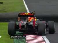 F1日本站FP3:维斯塔潘甩尾救车回放