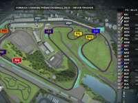 F1巴西站FP3全场回放(GPS追踪)
