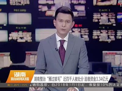 2016年12月16日湖南新闻联播
