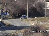 WRC蒙特卡洛站SS12:奥吉尔失误上草