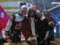 米其林出品 WRC瑞典站第一日精彩镜头