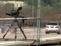 一只灵活的SUV!奔驰ML63后程发力秒杀斯巴鲁STI