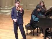 弗兰克:小提琴与钢琴奏鸣曲(小提琴:Charlie Siem)