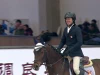 天星调良国际马术俱乐部骑手风采 马裕兴