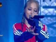 SMTM5决赛:unpretty rapstar三季成员亮相热场 颜正条顺性感惹火(Show Me The Money5)