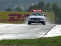 F1匈牙利站排位赛赛前雨势回顾 比赛控制车游场