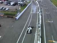 F1德国站FP1:威廉姆斯花式毁轮胎