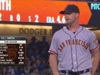 MLB常规赛 旧金山巨人vs洛杉矶道奇 全场录播(英文)